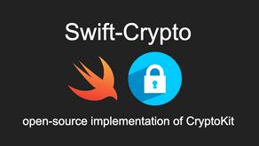 Açık Kaynak CryptoKit: SwiftCrypto