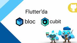 Flutter'da Bloc ve Cubit Kullanımı