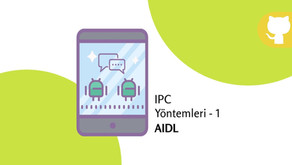 IPC Yöntemleri 1 - AIDL