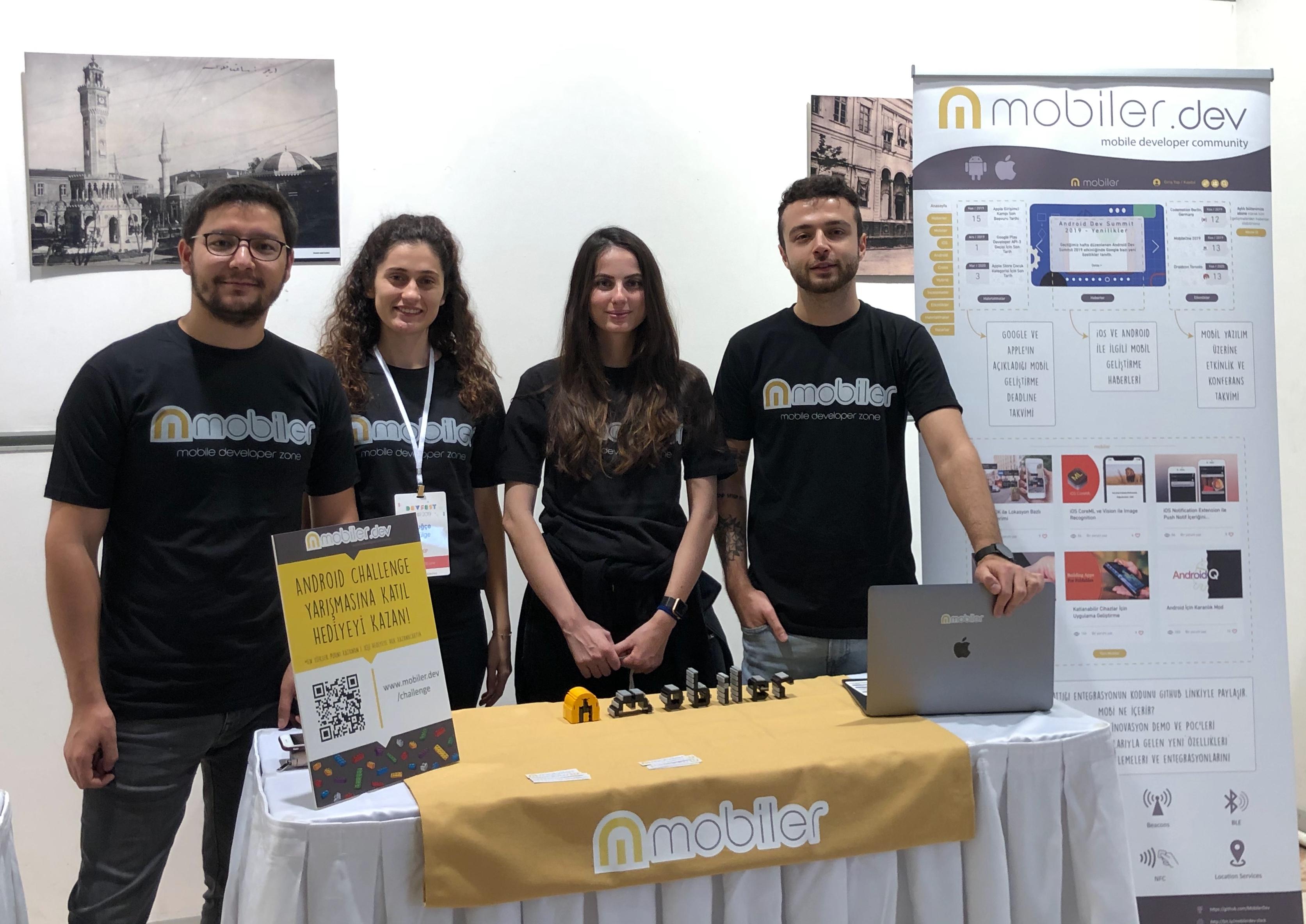 Devfest İzmir 2019