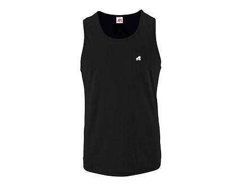 Men's Fitted Vest - Black