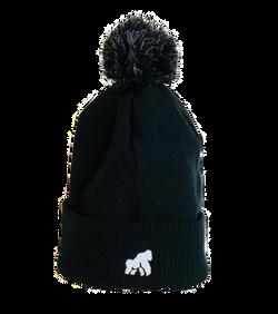Going APE Black Winter Hat