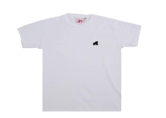 Going APE White Kids T-Shirt