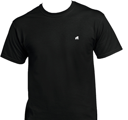 Going APE Black with a White Logo Kids T-Shirt