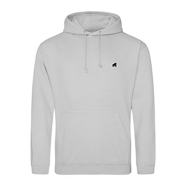 Going APE Grey Adult Hoodie