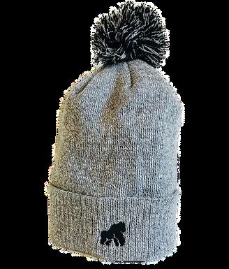 Going APE Grey Adult Winter Hat