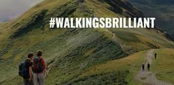 #Walkingbilliant