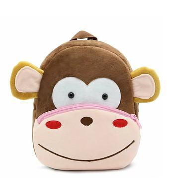 Kids Monkey Picnic Bag