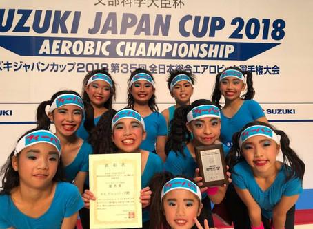 SUZUKI JAPAN CUP 結果