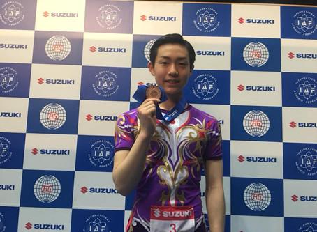 SUZUKI WORLD CUP 2018 結果
