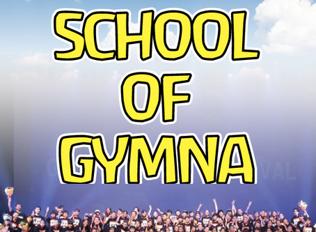 SCHOOL OF GYMNA 開催決定!