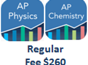 Registration for Pre-AP and AP Physics/Chemistry Tutoring (2018-19) Regular