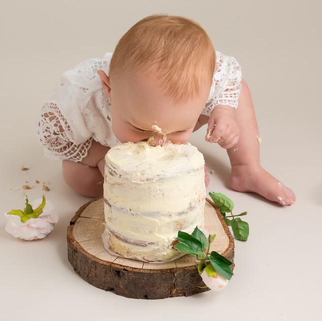 Cake smash Braintree