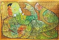 Painting of Ramesh Gorjala