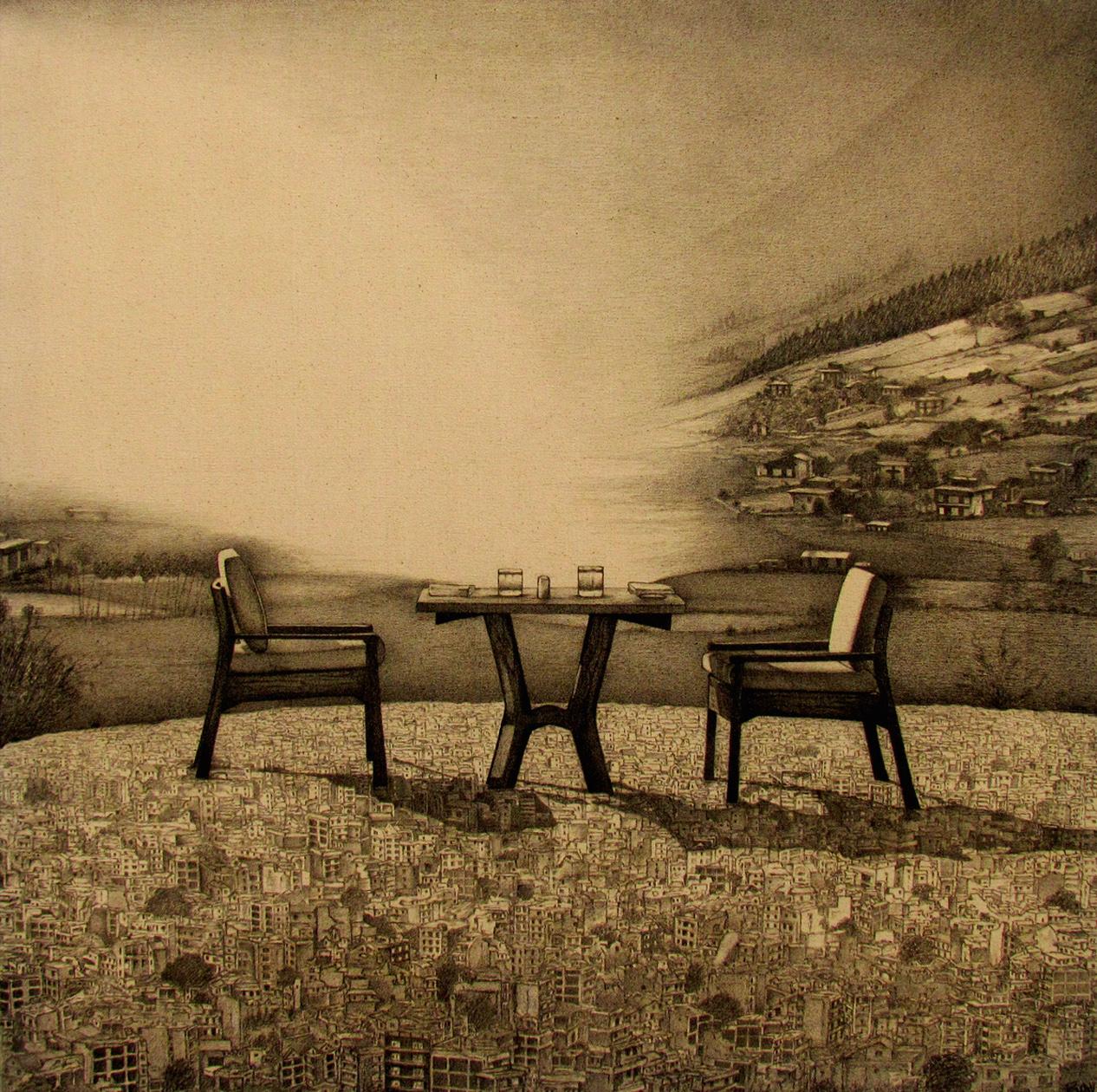 Landscape - SOLD