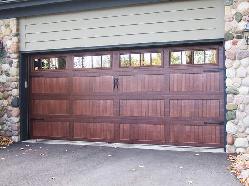 modern wood familygaragedoor.com
