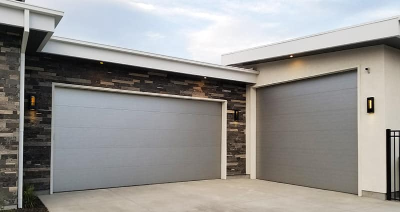 Brushed Nickel familygaragedoor.com