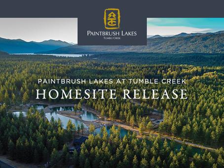 New Lake and Ridge Homesites