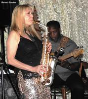 Paula Atherton at Chayz Lounge