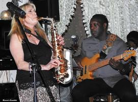 Paula Athrton at Chayz Lounge