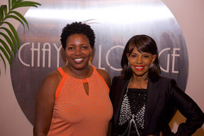 Melba Moore Live at Chayz Lounge