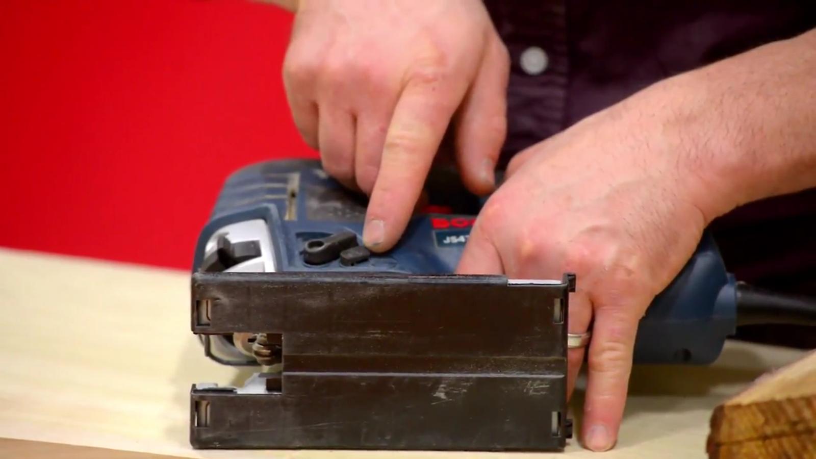 bosch jigsaw easy adjustments