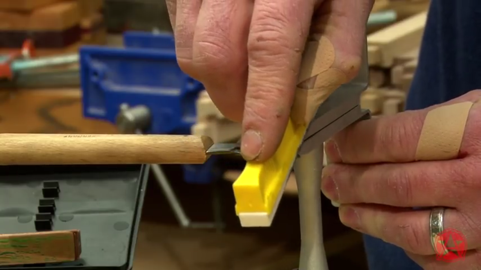 lansky sharpening system