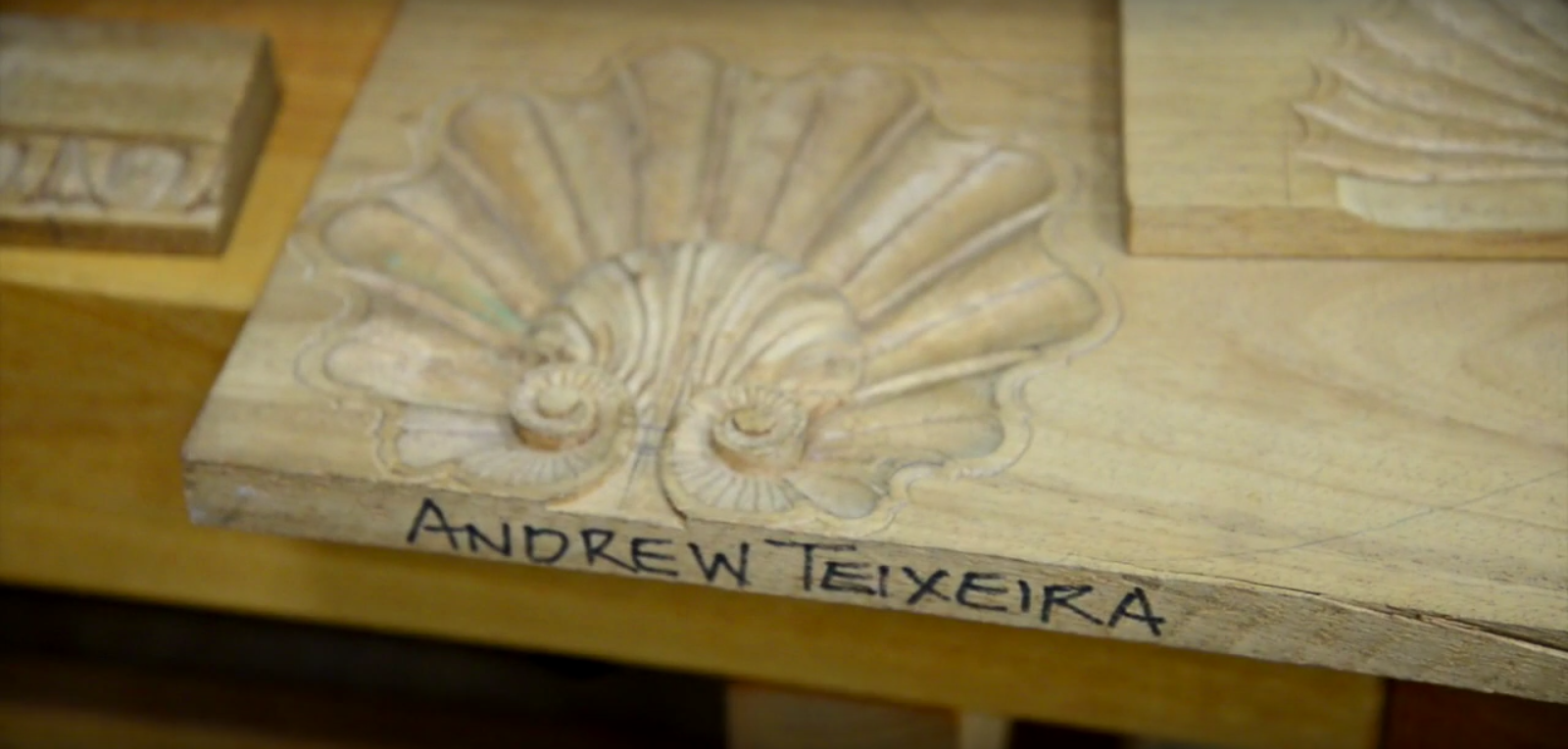 screen shot 5 carving with name