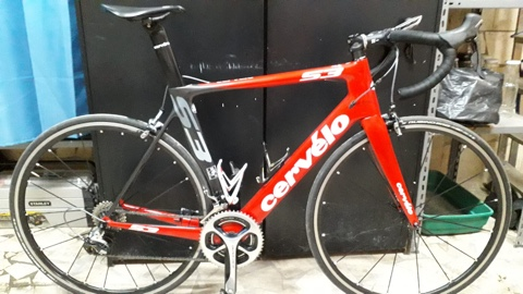 CERVELO  S3