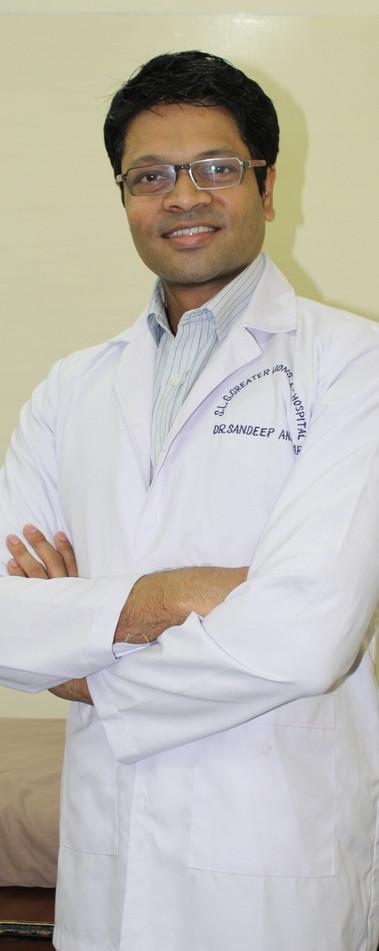 Dr. Sandeep D. Anjankar
