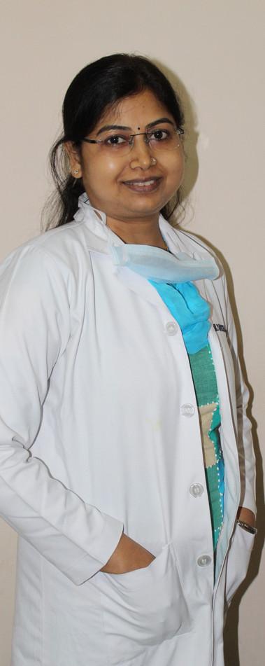 Dr. Manisha Madhab Choudhary