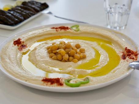 Recipe: Hummus bi tahina