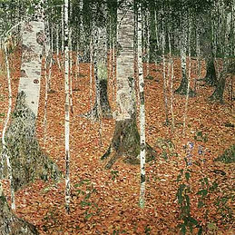 Photo of Aspen trees depicting Depression