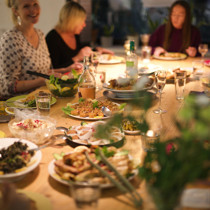 Dinner with Das Packhaus
