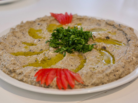 Recipe: Baba Ghanoush