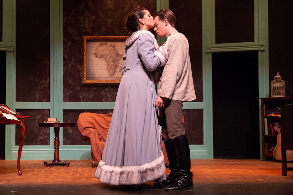 Yelena in UNCLE VANYA (Pittsburgh Playhouse)