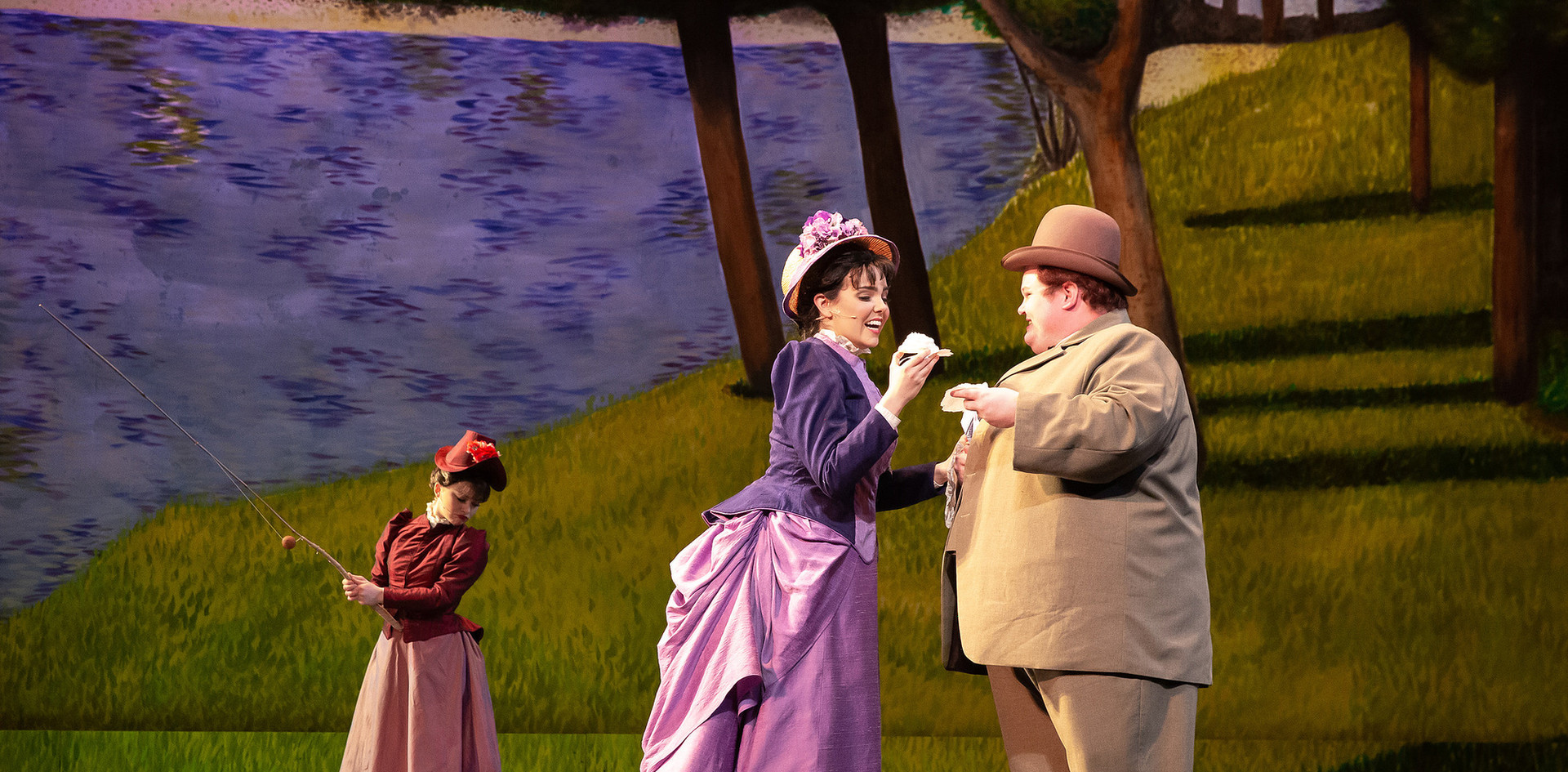 Mrs. in SUNDAY IN THE PARK WITH GEORGE (Pittsburgh Playhouse)