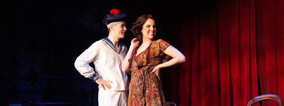 Fräulein Kost in CABARET (Pittsburgh Playhouse)