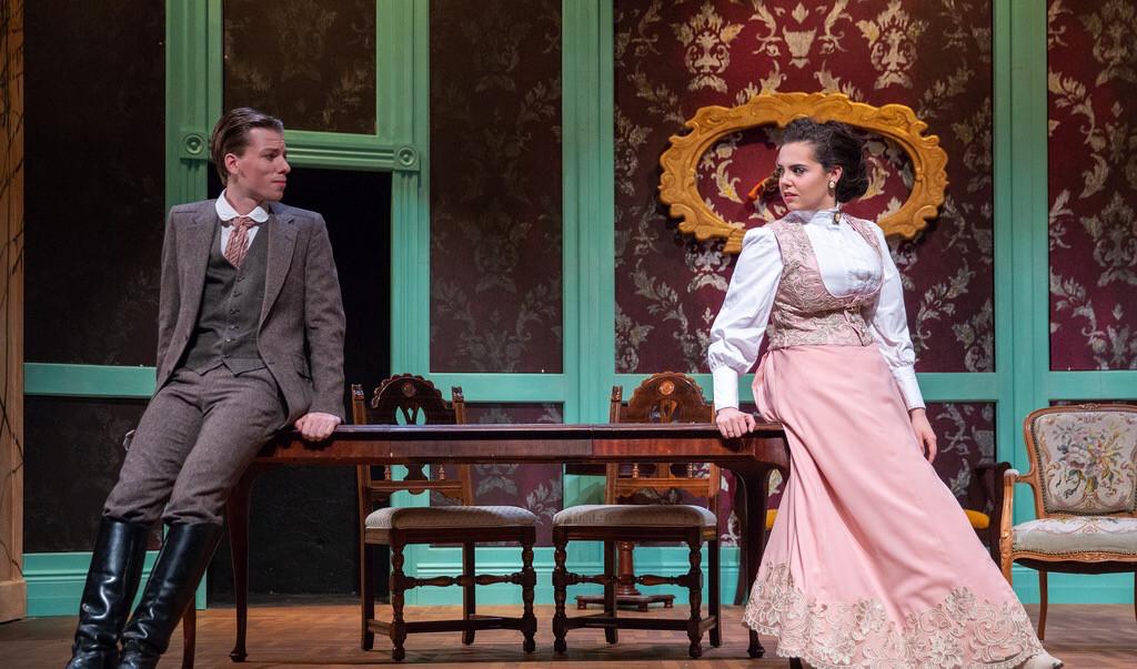 Yelena in UNCLE VANYA (Pittsburgh Playhouse)