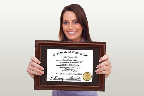 Skin Coach Certification