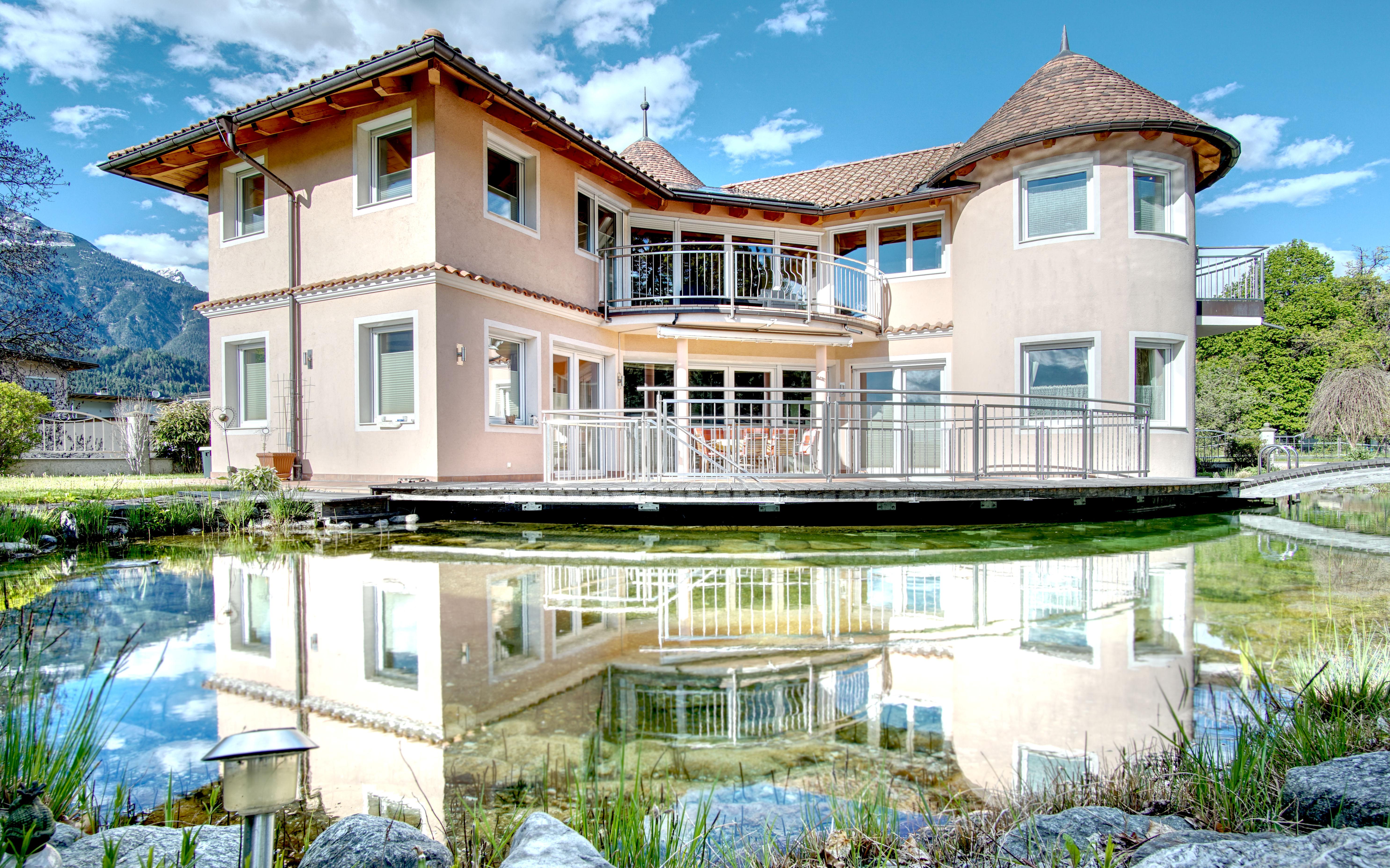 Luxuriöses Anwesen Volders