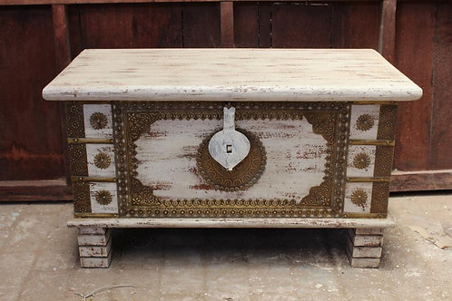 Kotsa Indian Vintage Box | Unique Home Decor Storage Box | Living Room Box - K01