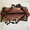 Thumbnail: Yoga mat handmade banjara bag authentic vintage clothing stitched fine perf kots