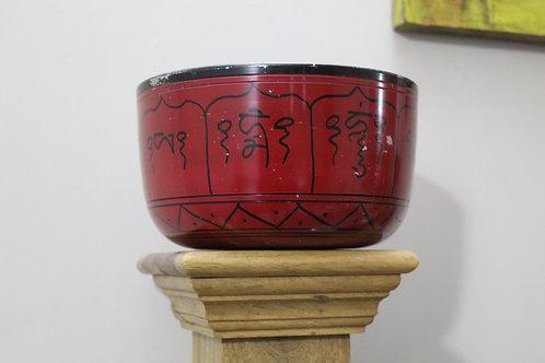 Kotsa Vintage Singing Bowl   Handmade Bowl   Chakra Healing Bowl   KSB04