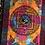 Thumbnail: Kotsa Cotton Single Mandala Bedsheets | Om Chakra Design  | Handmade | B07
