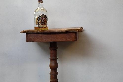 Indian Vintage Unique Home Decor Decorative Wooden Corner Table