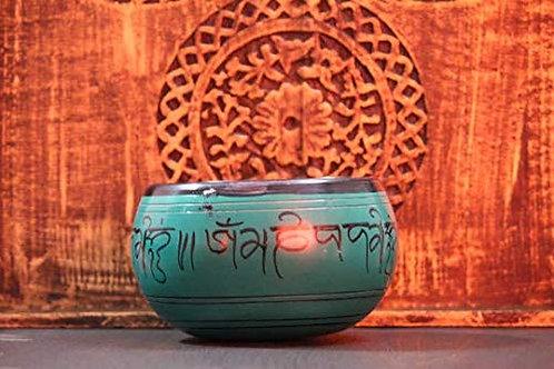 Kotsa   Chakra Healing   Red Singing Bowl  Tibetan Music Bowl   Handbeat KSB16