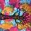 Thumbnail: Kotsa Cotton Single Mandala Bedsheets | Tree Of Life | Handmade Prints | B02