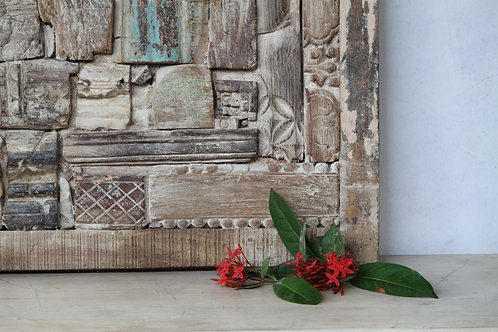 Indian Vintage Unique Home Decor Decorative Antique Design Wall Board