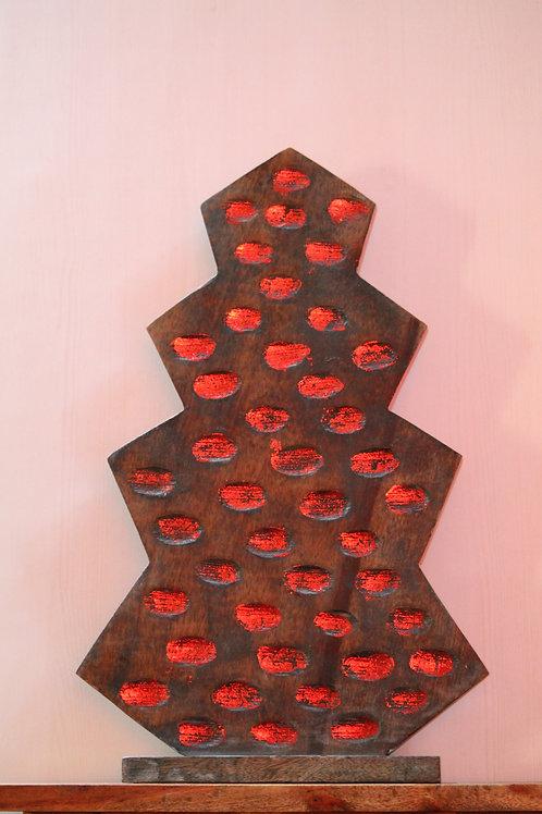 Kotsa Sustainable Home Decor Christmas Tree   Recycled X-mas Tree   Handmade K55